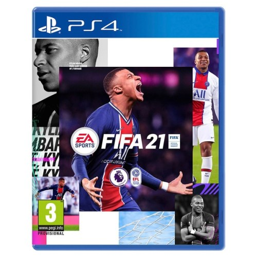 แผ่นเกมส์ PlayStation PS4 Games FIFA 21 | Thisshop